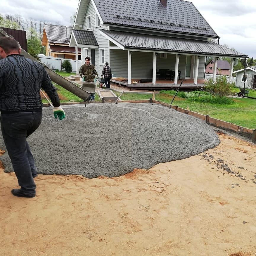 Бетон в кольчугино купить подвижность бетонной смеси в чем она измеряется